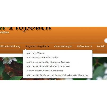 Zusätzliche Inhalte für ihre Homepage.